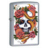 Zippo Blooming Death