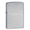 Zippo Chrome Arch Brushed Chrome Lighter
